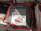 Авточехлы Favorite на Fiat Albea 2006-2012 sedan, фото 7