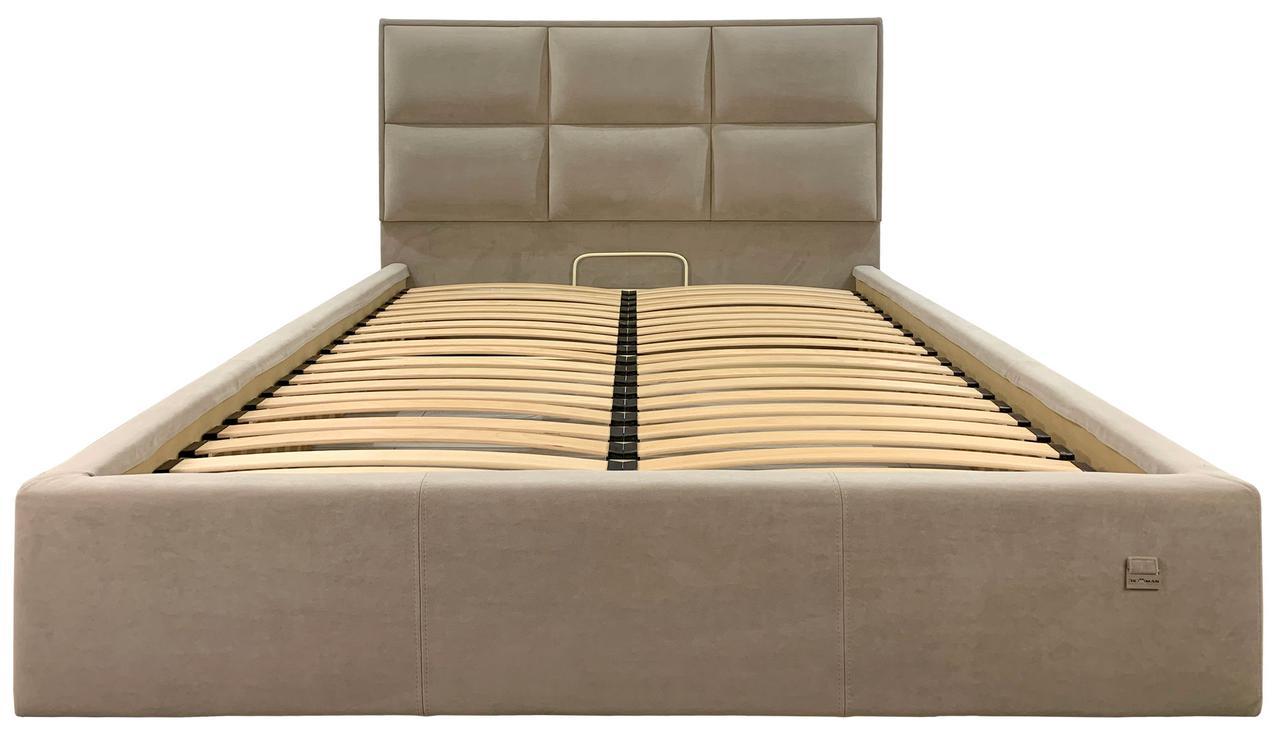 """Кровать Шеффилд - 2 (комплектация """"Комфорт"""") с подъем.мех."""
