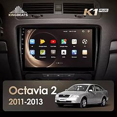 Штатная магнитола Skoda Octavia A5 8 ядер Android 2 32Gb