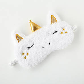 Маска для сна єдиноріг единорог unicorn