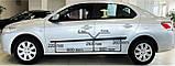 Молдинги на двері для Peugeot 301 2012>, фото 5