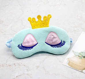 Маска для сна принцесса