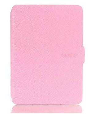 Чехол обложка  для Amazon Kindle Paperwhite  2012 2013 2015 2016 Розовый DP75 EY21 автосон, фото 2
