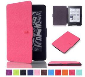 Чохол обкладинка для Amazon Kindle Paperwhite 2012 2013 2015 2016 Рожевий DP75 EY21