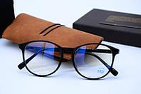 Компьютерные очки, женская оправа для очков 5558 черные