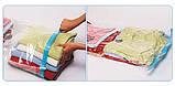 Вакуумные пакеты для хранения вещей, ароматизированные 80*100 см, фото 2