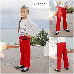 Дитячі трикотажні спортивні штани INFANT