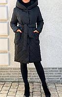 Женская зимняя куртка в расцветках норма и батал новинка 2020