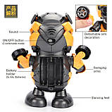 Интерактивная игрушка Танцующий робот Бамблби Dance Hero Bumblebee, фото 4