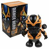 Интерактивная игрушка Танцующий робот Бамблби Dance Hero Bumblebee, фото 5