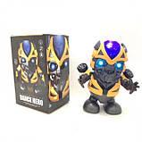Интерактивная игрушка Танцующий робот Бамблби Dance Hero Bumblebee, фото 6