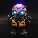 Интерактивная игрушка Танцующий робот Бамблби Dance Hero Bumblebee, фото 9