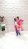 Мягкая игрушка пони розовая, фото 2
