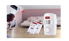 Сенсорная сигнализация с датчиком движения Sensor Alarm 105 + 2 пульта 10228