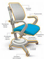 Mealux Ergoback   Компьютерные детские кресла для подростков, фото 3