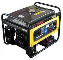 Двохпаливний генератор KIPOR KNGE6000E (5.5 кВт, 220 В)