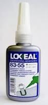 Фиксатор резьбы LOXEAL 83-55 (Локсеаль 83-55), высокая прочность, t -55/+150°С, 50 мл