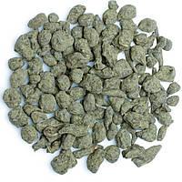 Чай зеленый с женьшенем в гранулах  - Женьшень улун Высший сорт