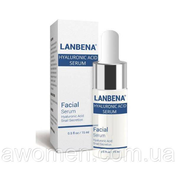 Сыворотка Lanbena Hyaluronic Acid с гиалуроной кислотой 15 ml