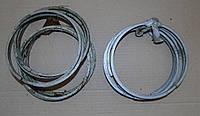 Кольцо маслосъемное на двигатель 1Д6, 3Д6, Д12, 1Д12, В46-2, В-46-4, В-55