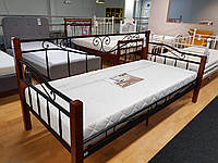 Односпальная кровать Signal Kenia 90X200 Черешня античная (KENIA)