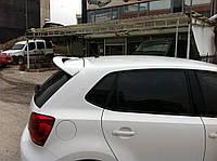 Спойлер  Volkswagen Polo V Hb / Фольксваген Поло 5   (с подсветкой)