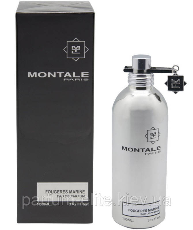 Парфумована вода унісекс Montale Fougeres Marine 100ml(test)
