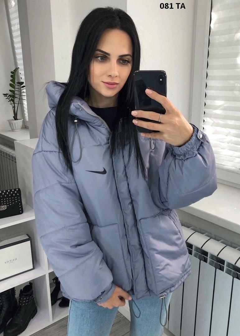 Модная женская куртка 081 ТА