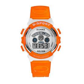 Часы детские наручные S-Sport  Multi orange