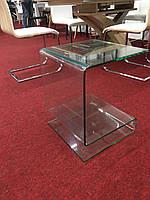 Журнальный стол Signal Мебель Epi Прозрачный (EPI), фото 1