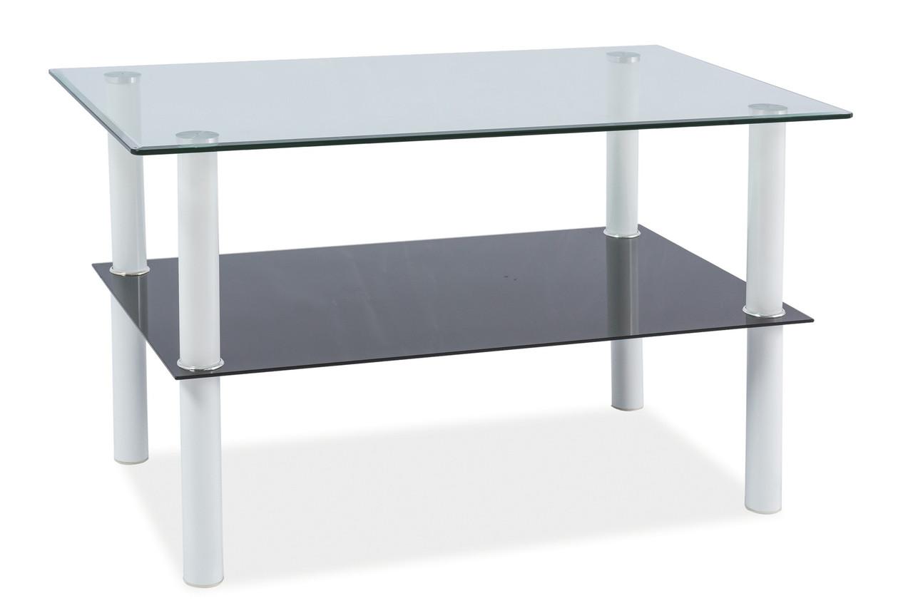 Журнальный стол Signal Мебель Doris Прозрачный (DORISTCB)
