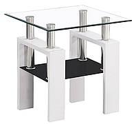 Журнальный стол Signal Мебель Lisa D Белый (LISADVH1)
