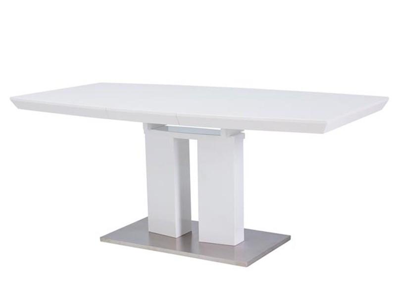 Стол обеденный Signal Divani 85х140(200) см Белый (DIVANIB140)