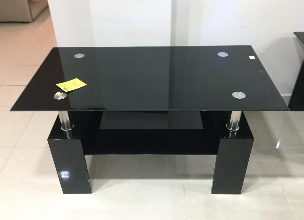 Журнальный стол Signal Мебель Lisa II Черный (LISA2CLH)