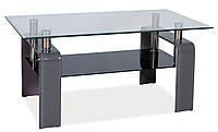 Журнальний стіл Меблі Signal Stella Сірий (STELLAS)