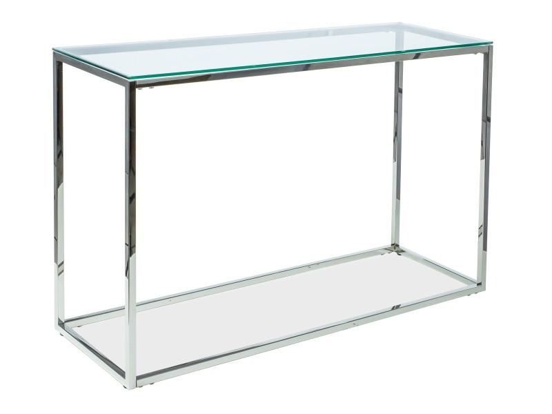 Журнальный стол Signal Мебель Hilton C Прозрачный (HILTONCS)