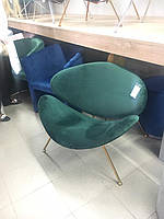 Кресло Signal Major Velvet Зеленый (MAJORV78ZL)