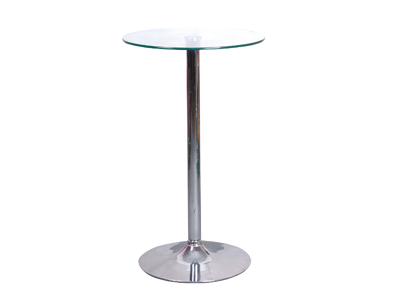 Стол барный Signal B-103 60x60 Прозрачный (STBARB103)