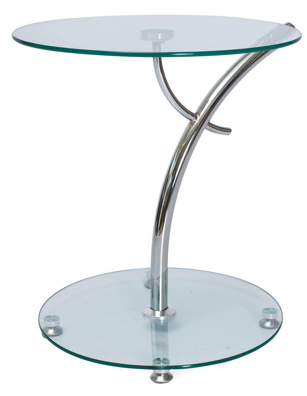 Журнальний стіл Меблі Signal Muna Прозорий (MUNA)