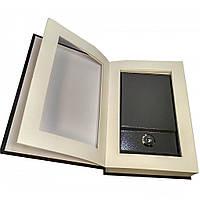 """Книга сейф """"Париж"""" с имитацией бумажных страниц"""