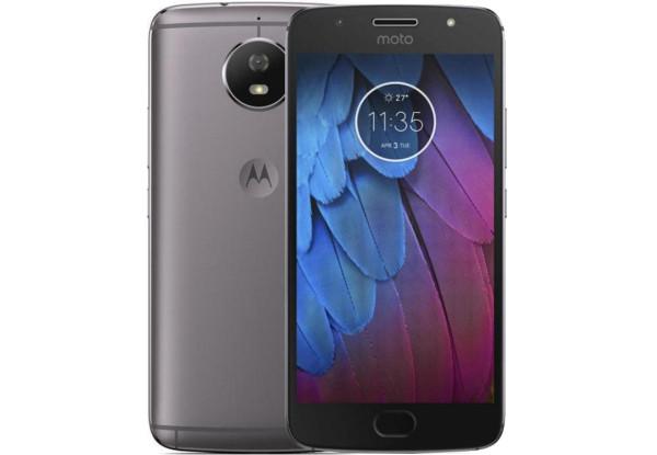Смартфон Motorola Moto G5s XT1799 4/64Gb Black