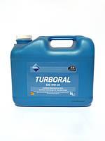 Моторное масло SAE 10W40 для грузовика TIR полусинтетика Aral Turboral SAE 10W-40 MAN Volvo Mercedes Renault