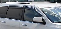 Дефлекторы окон Jeep Grand Cherokee 2013 | Ветровики Джип Гранд Чероки