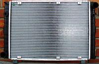 Радиатор охлаждения двигателя ( 2-х рядный )  ГАЗ 3110