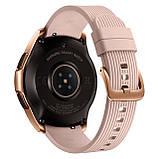 Смарт-годинник Samsung Galaxy Watch 42mm LTE Rose Gold (SM-R810NZDA), фото 4