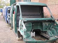 Стойка кузова средняя на Мерседес Вито, Mercedes Vito запчасти (б/у)