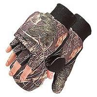 Перчатки-рукавици камуфляж на магните jaxon