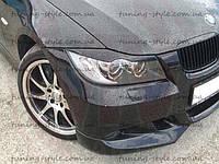 Реснички на BMW E90