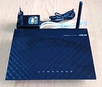 Роутер маршрутизатор Asus RT-N10 LX 802.11 b/g/n в отличном состоянии, фото 1