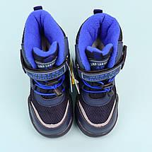 7672С Термо ботинки для мальчика на липучках тм Том.м размер 23,25, фото 2